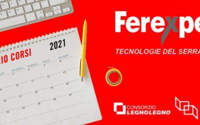 Calendario Corsi aprile-maggio 2021