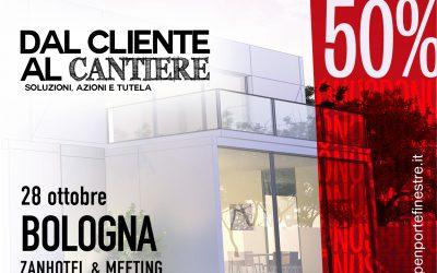 BeOpen Bologna | Dal cliente al cantiere